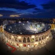 Arena di Verona Courtesy Fondazione Arena di Verona
