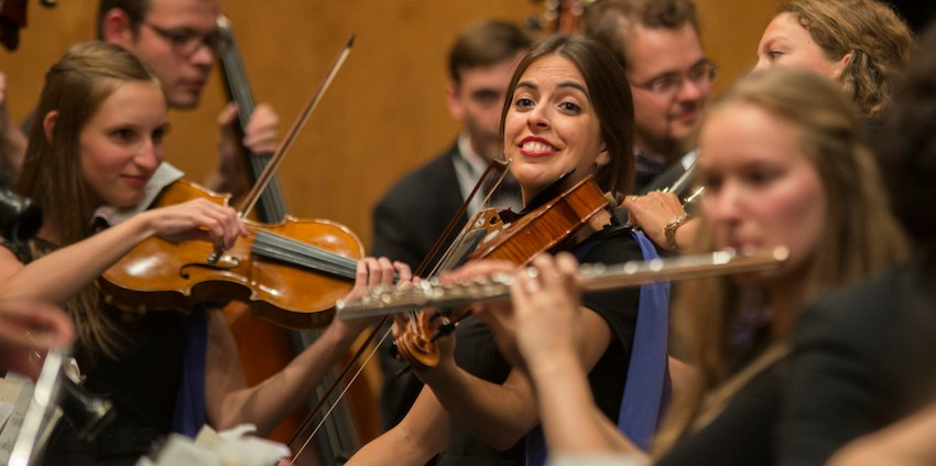 Young Euro Classic 2019 European Union Youth Orchestra Foto: Andrew McCoy