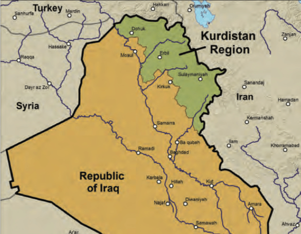 Cartina Iraq.Mappa C Jason Ur The Archaeological Renaissance In The