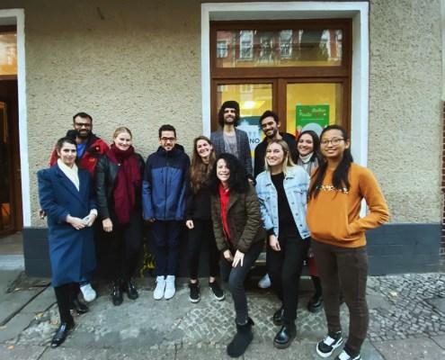 Corsi di tedesco di Berlino Schule