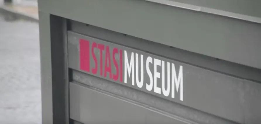 Stasi Museum, screenshot da youtube, https://www.youtube.com/watch?v=h4L8rX1UBf0