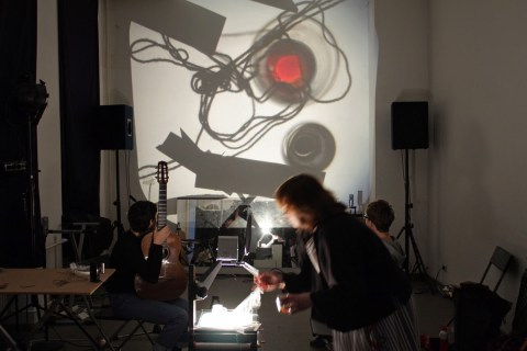 Spaces for Sound and Experimental Music in Berlin
