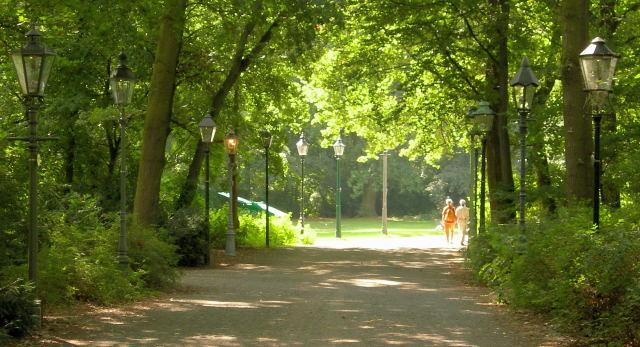 The Deutschland Diaries Tiergarten