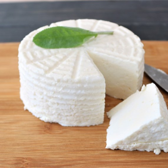Ricotta of the Berloumi