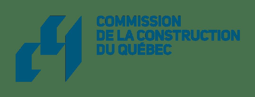 Commission de la construction du Québec logo