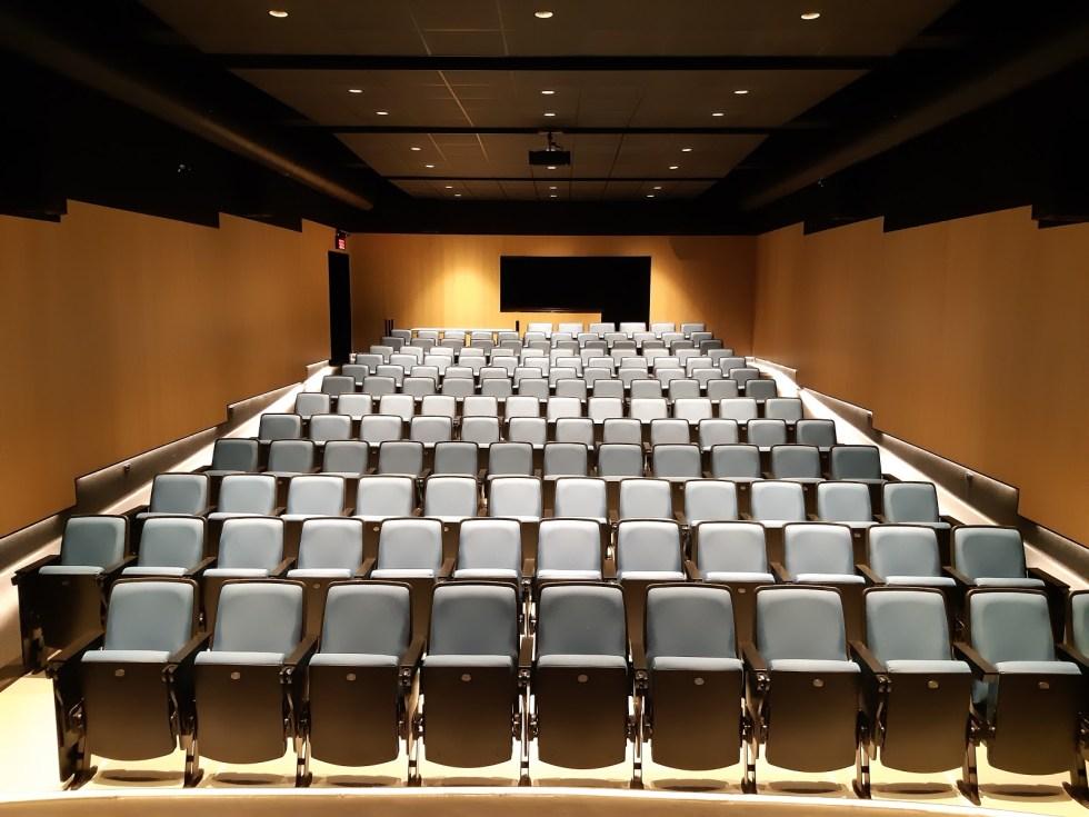 Auditorium Cégep St-Laurent 1
