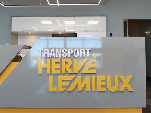 TRANSPORT HERVÉ LEMIEUX