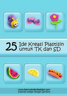 25 Ide Kreasi Plastisin untuk TK dan SD