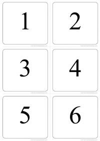 kartu angka