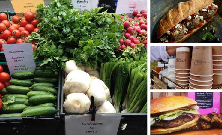 Bermondsey Farmer's Market Announces New Stalls