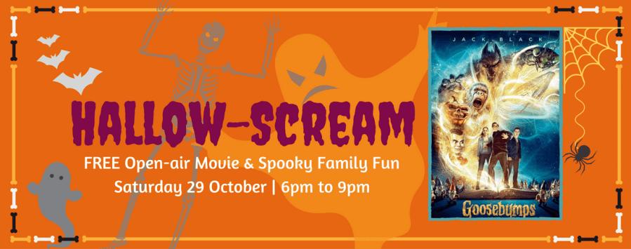 Hallow Scream at Bermondsey Square