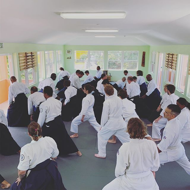Full house for Donovan Waite Shihan.