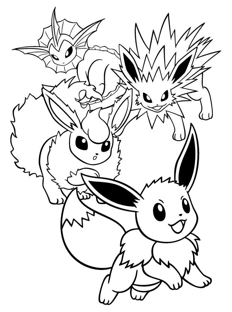 Coloriage Pokemon Bulbizar