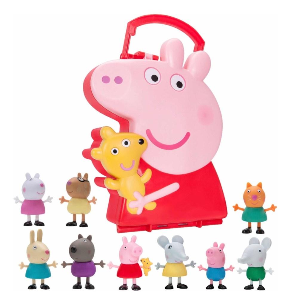 Coloriage A Imprimer Peppa Pig