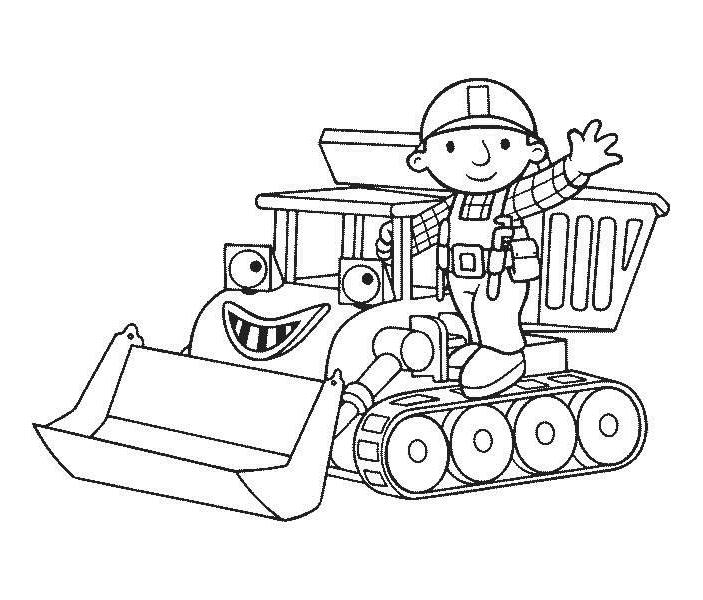 Coloriage De Tracteur John Deere A Imprimer