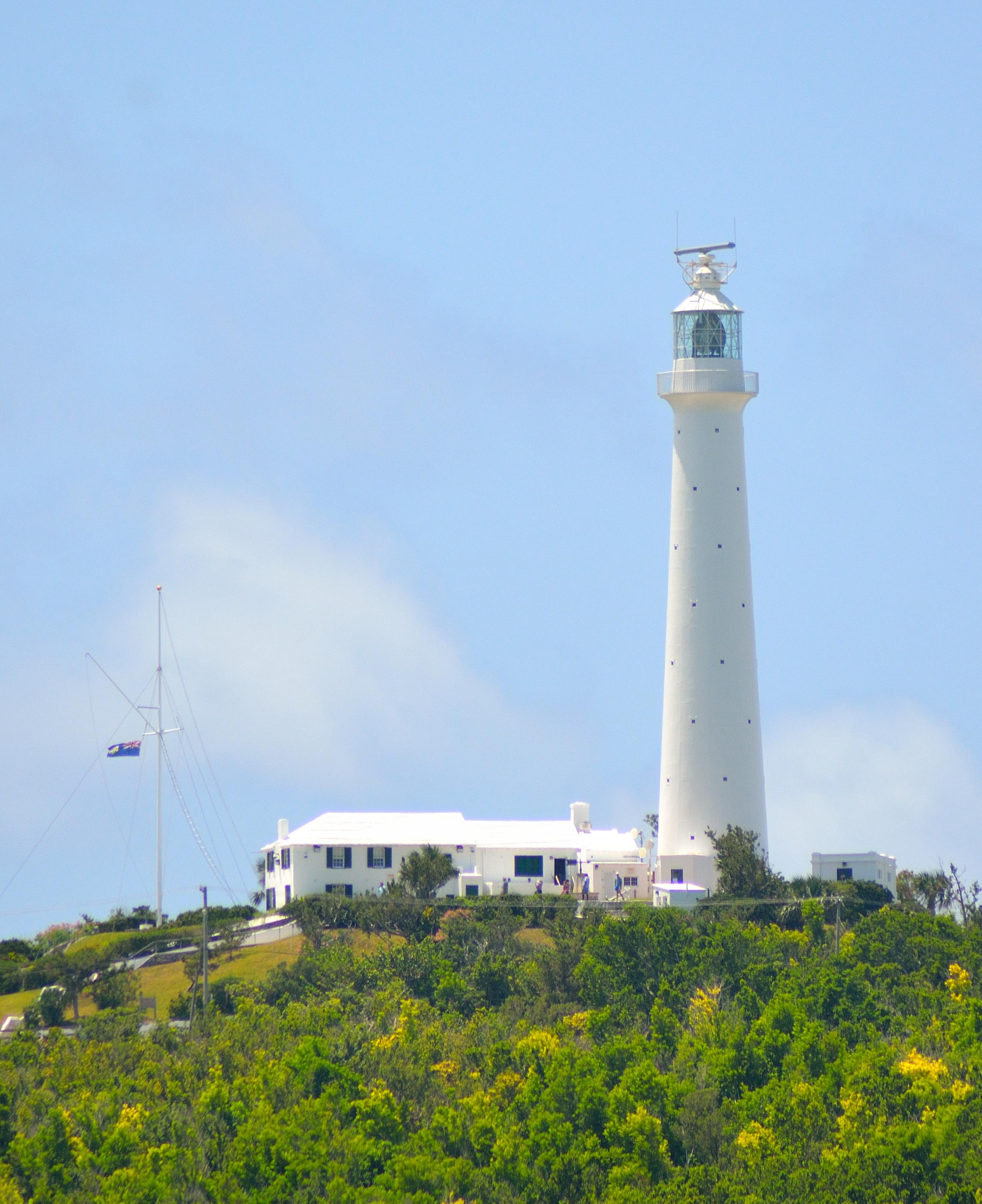 Refurbishment For Gibbs Hill Lighthouse Bermuda Lighthouse