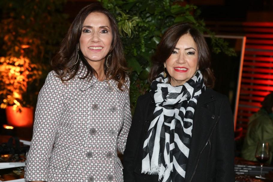 Antônia Palhares e Maria Palhares