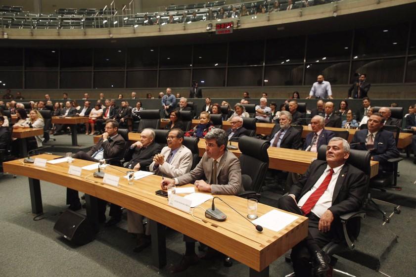 Sessão Solene Câmara Legislativa do DF