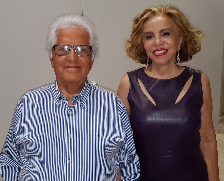 Odilon Frazão e Maria de Lourdes Frazão