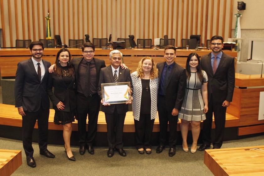 Cidadão Honorário de Brasília