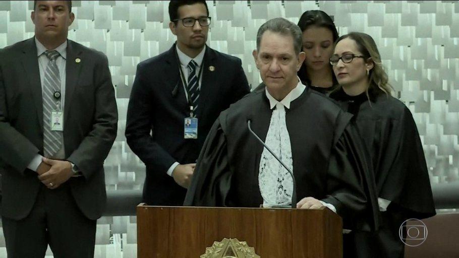 Posse ministro João Otávio de Noronha