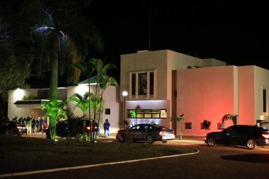 Residência oficial do Reino do Marrocos