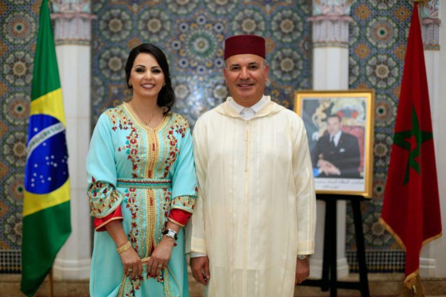 Embaixada do Marrocos
