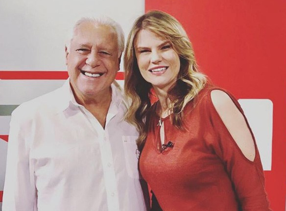 Antonio Fagundes e Márcia Witczak