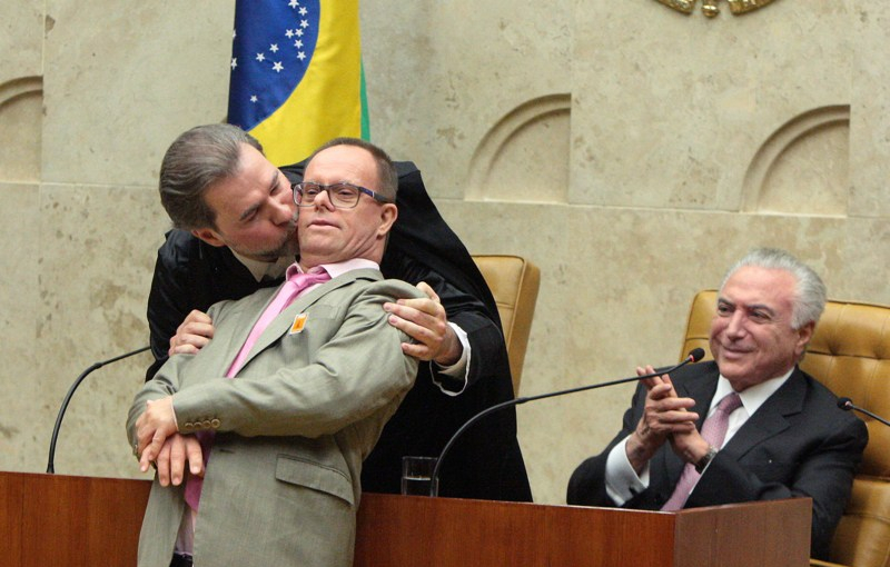 Posse Toffoli na Presidência do STF
