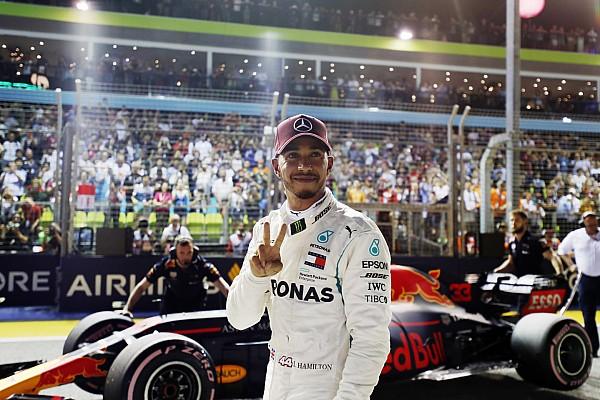 GP de Singapura 2018