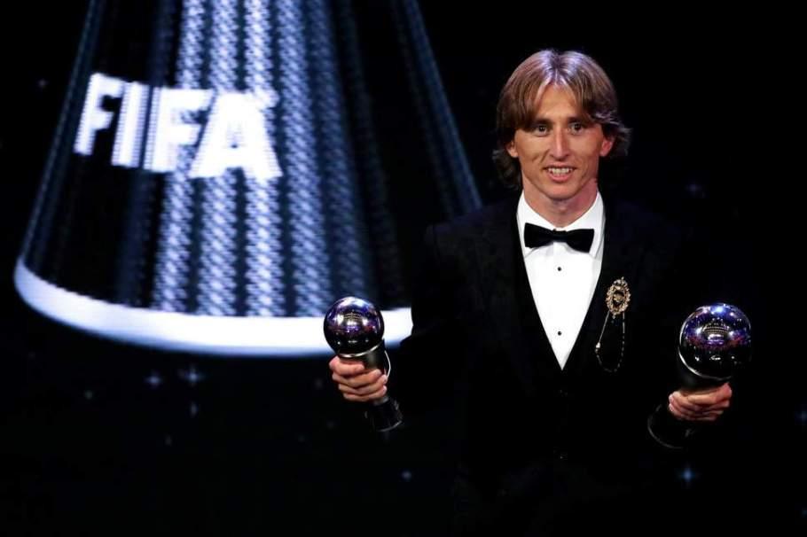 Luka Modric  2018