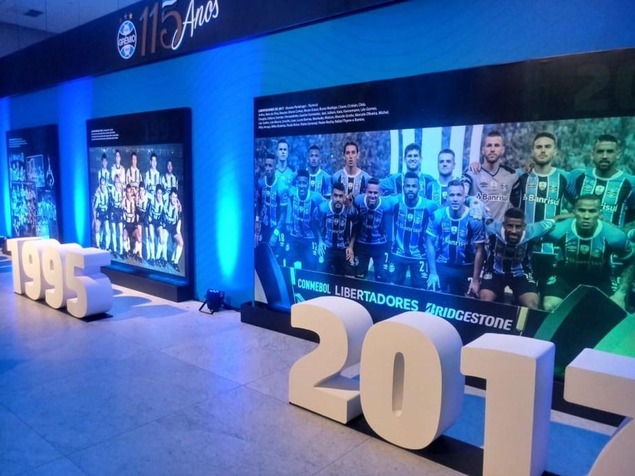 Grêmio 115 anos
