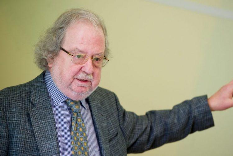 Imunologista James P. Allison
