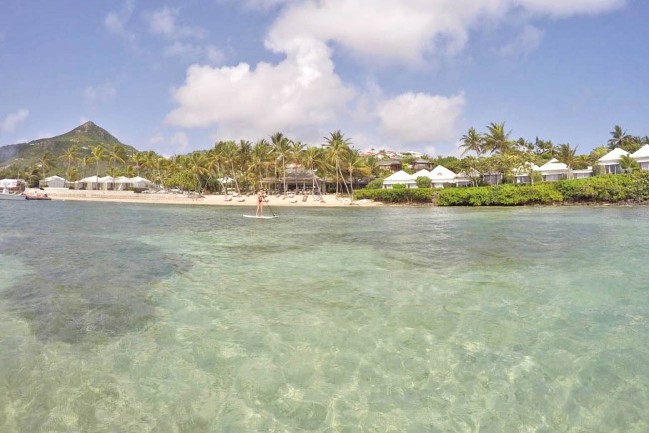 praia de Grand Cul de Sac,