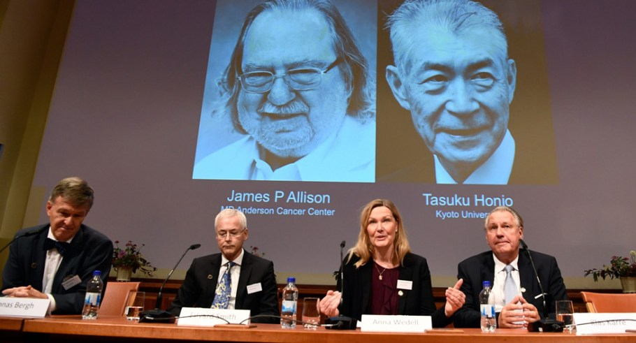 Nobel de Medicina Getty Imagens