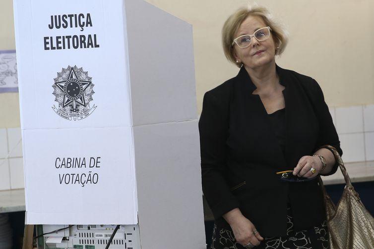 Eleições 2018 votação 2º Turno