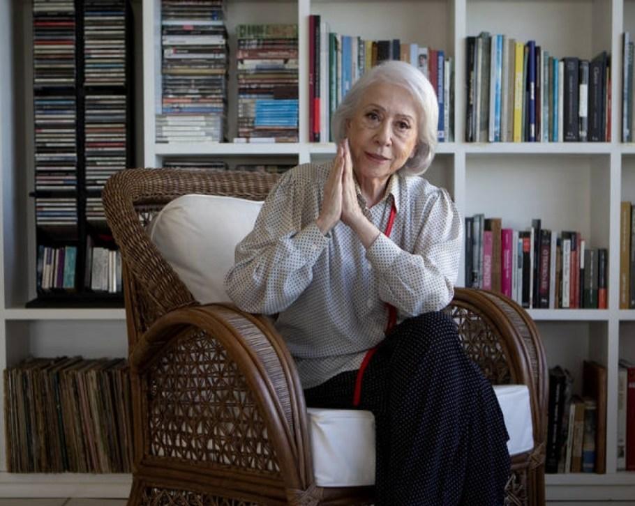 Fernanda Montenegro lança fotobiografia