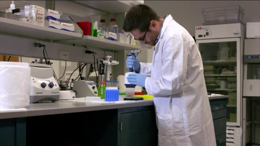 Imunologista Daniel Diniz de Carvalho
