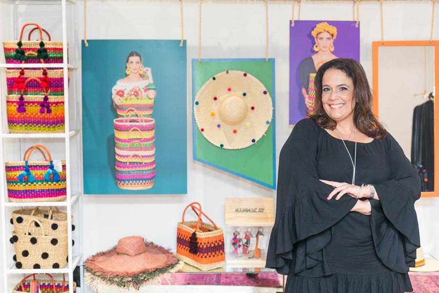 Empresária Marcia Kemp, da Nannacay