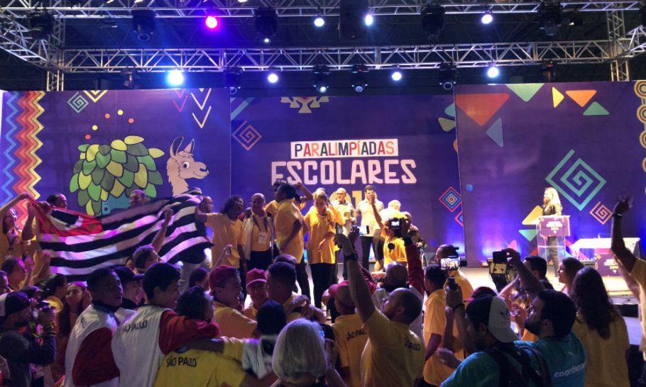 Paralimpíadas-Escolares 2018