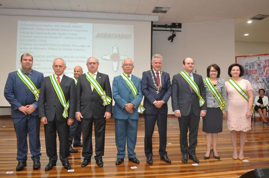 Ordem do Mérito Brasília