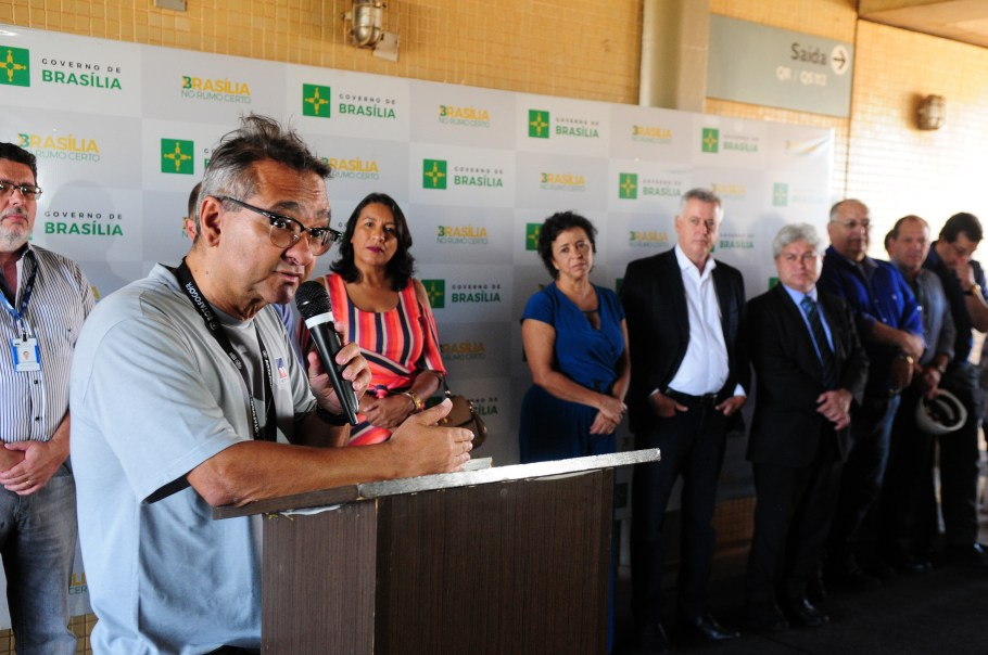 Inauguração da Estação Solar Samambaia Sul