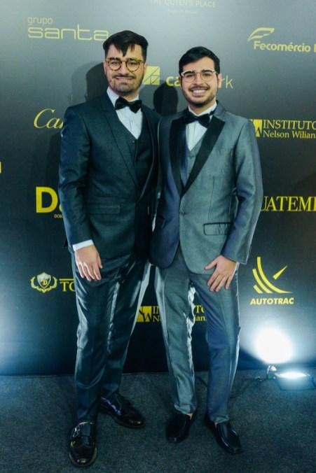 Felipe Abem e Daniel Abem do Site Ryqueza