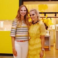 Princesa belga, Alix de Ligne, lança em Brasília a My Collection HStern