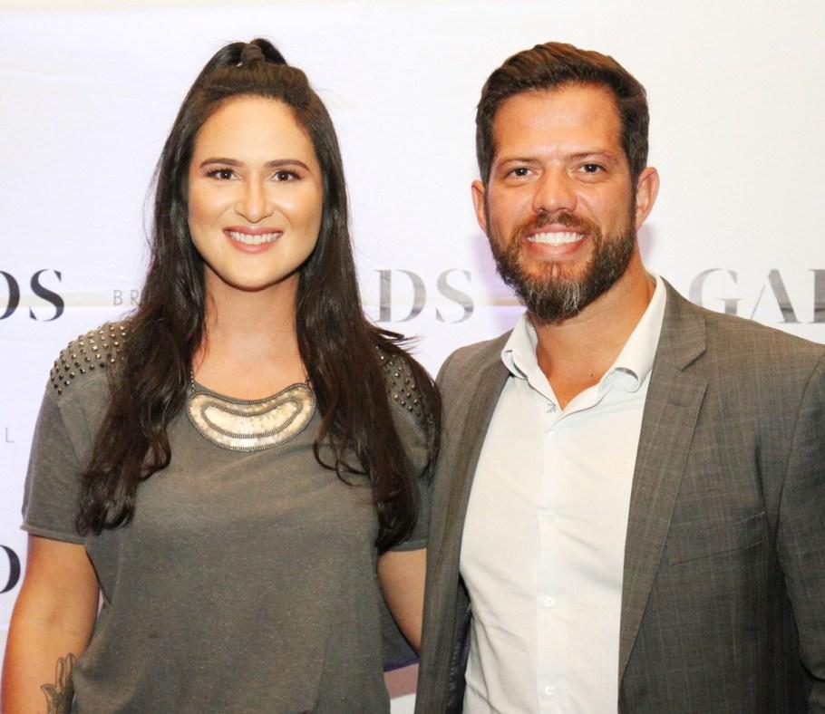 Leila Diniz e Julien Machado