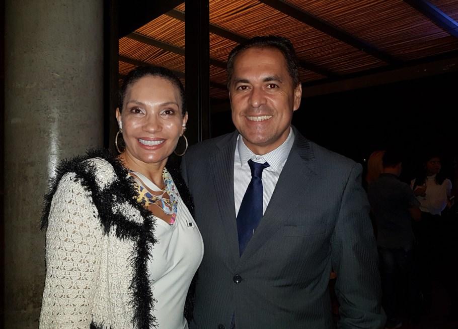 Nena e Hélio Queiróz