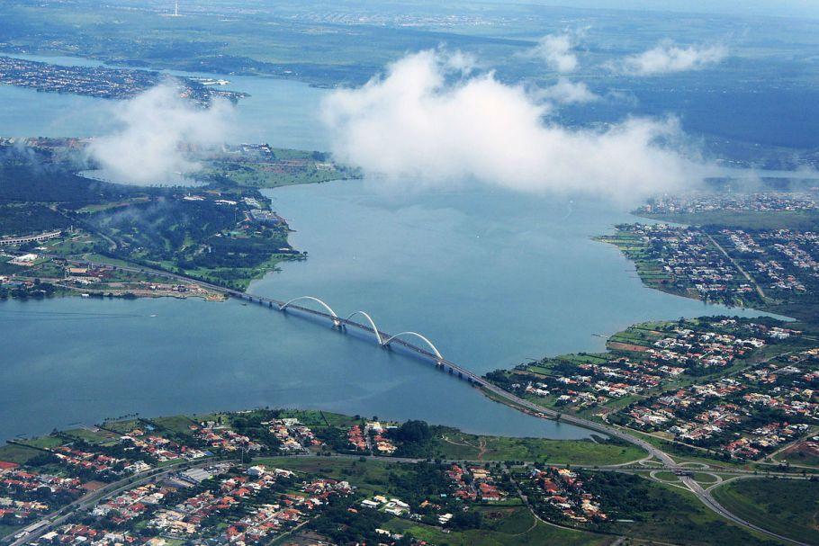 Zoneamento de Uso do Lago Paranoá