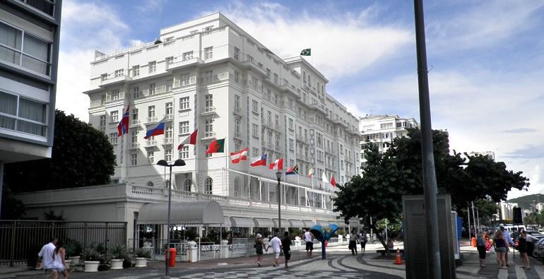 Copacabana Palace é vendido para LVMH em transação de US$ 3,2 bilhões