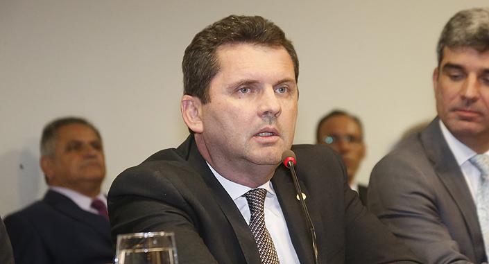 Posse Délio Lins e Silva na presidência da OAB/DF