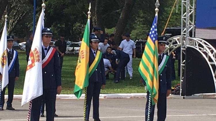 Brigadeiro Antonio Carlos Moretti Bermudez assume a Aeronáutica